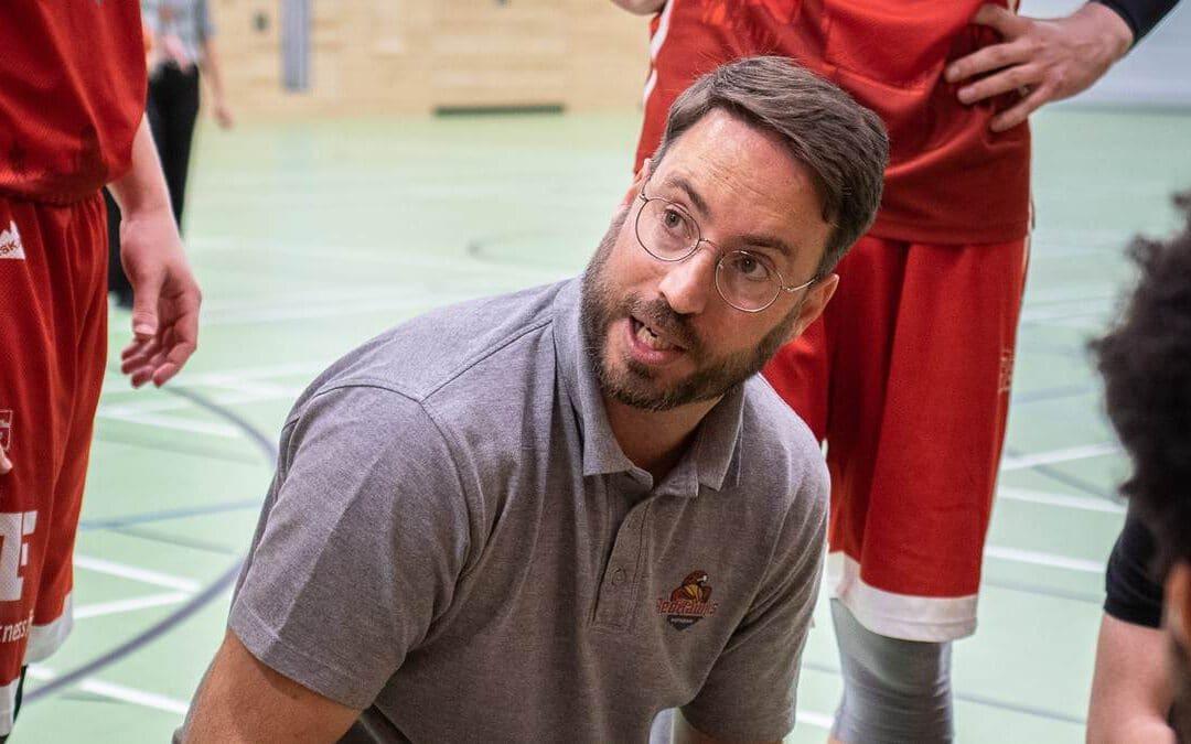 Kai Buchmann gründet neuen Basketballverein in Potsdam
